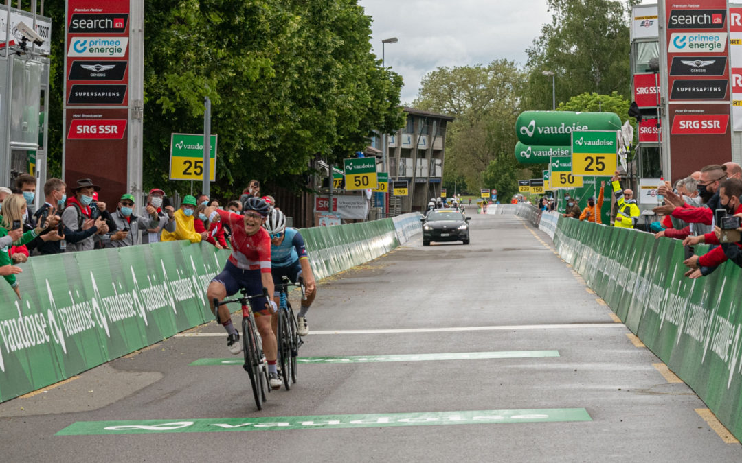 The perfect start to the Women's Tour de Suisse